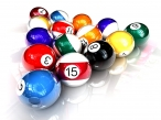 3D Billiards balls desktop wallpapers|free hq hd wallpapers 3D Billiards balls