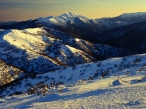 Sunrise on Mount Feathertop  Alpine National Park  Victoria  Australia desktop wallpapers|free hq hd wallpapers Sunrise on Mount Feathertop  Alpine National Park  Victoria  Australia