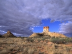 Sandstone Tower  Chambers Pillar Historical Reserve  Northern Territory  Australia desktop wallpapers|free hq hd wallpapers Sandstone Tower  Chambers Pillar Historical Reserve  Northern Territory  Australia