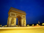 Arc Triumphe Paris desktop wallpapers|free hq hd wallpapers Arc Triumphe Paris