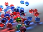3D color balls desktop wallpapers|free hq hd wallpapers 3D color balls