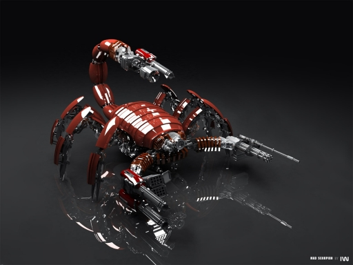 3D mad scorpion desktop wallpapers. 3D mad scorpion free hq wallpapers. 3D mad scorpion