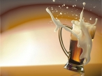 3D beer desktop wallpapers|free hq hd wallpapers 3D beer