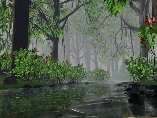 3D jungle desktop wallpapers. 3D jungle free hq wallpapers. 3D jungle
