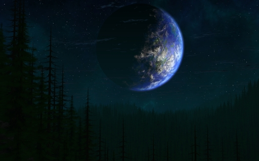 wallpaper earth 3d. 3D earth desktop wallpapers.