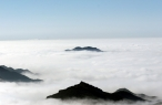 Peaks in clouds desktop wallpapers|free hq hd wallpapers Peaks in clouds