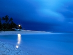 Beach in night desktop wallpapers|free hq hd wallpapers Beach in night