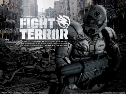 Fight terror desktop wallpapers. Fight terror free hq wallpapers. Fight terror