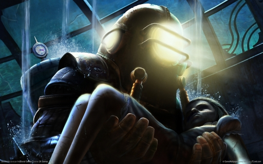 BioShock desktop wallpapers. BioShock free hq wallpapers. BioShock