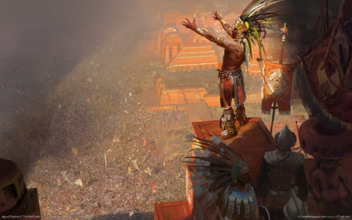 The age of empires   The warchief desktop wallpapers. The age of empires   The warchief free hq wallpapers. The age of empires   The warchief