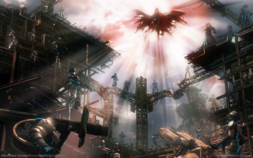 Dirge of cerberus desktop wallpapers. Dirge of cerberus free hq wallpapers. Dirge of cerberus