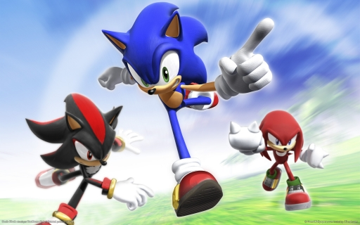 Sonic Rivals desktop wallpapers. Sonic Rivals free hq wallpapers. Sonic Rivals
