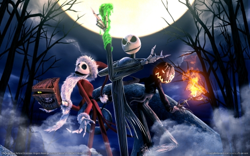 The nightmare before christmas desktop wallpapers. The nightmare before christmas free hq wallpapers. The nightmare before christmas