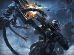 Crysis   Creature shooting desktop wallpapers|free hq hd wallpapers Crysis   Creature shooting