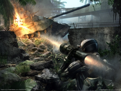 Crysis   Boom desktop wallpapers. Crysis   Boom free hq wallpapers. Crysis   Boom
