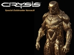Crysis   Gold Nanosuit front side desktop wallpapers|free hq hd wallpapers Crysis   Gold Nanosuit front side