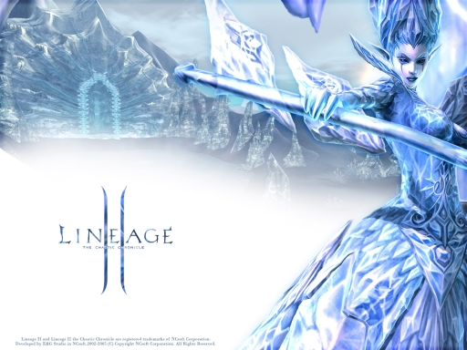 LineageII   frozen queen desktop wallpapers. LineageII   frozen queen free hq wallpapers. LineageII   frozen queen