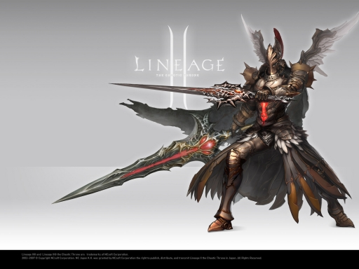 LineageII   dark master desktop wallpapers. LineageII   dark master free hq wallpapers. LineageII   dark master