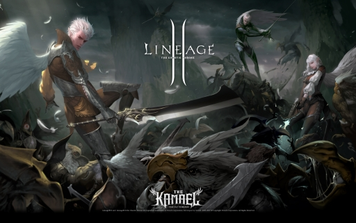 LineageII   Darkness desktop wallpapers. LineageII   Darkness free hq wallpapers. LineageII   Darkness