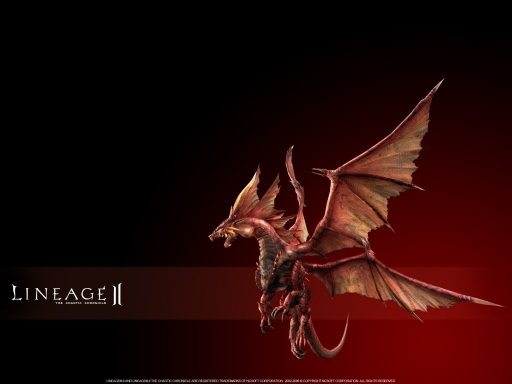 LineageII   Dragon desktop wallpapers. LineageII   Dragon free hq wallpapers. LineageII   Dragon