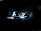 NFS Most Wanted bluelogo desktop wallpapers|free hq hd wallpapers NFS Most Wanted bluelogo