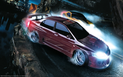 nfs most wanted wallpapers. NFS Most Wanted Blue Logo