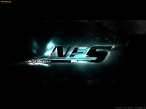 NFS Most Wanted Blue Logo desktop wallpapers|free hq hd wallpapers NFS Most Wanted Blue Logo