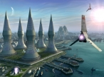 3D new city desktop wallpapers|free hq hd wallpapers 3D new city