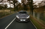 Dark gray Aston Martin   front side desktop wallpapers|free hq hd wallpapers Dark gray Aston Martin   front side