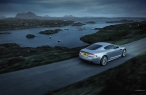 Aston Martin DBS   back side desktop wallpapers|free hq hd wallpapers Aston Martin DBS   back side
