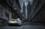 Aston Martin   DBS in old city desktop wallpapers|free hq hd wallpapers Aston Martin   DBS in old city