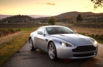 LightGray Aston Martin   side view desktop wallpapers|free hq hd wallpapers LightGray Aston Martin   side view