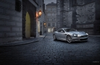 Aston Martin in old city desktop wallpapers|free hq hd wallpapers Aston Martin in old city