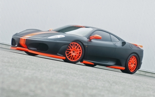 Black orange ferrari desktop wallpapers. Black orange ferrari free hq wallpapers. Black orange ferrari