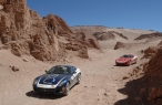 Ferrari     Scaglietti in desert desktop wallpapers|free hq hd wallpapers Ferrari     Scaglietti in desert