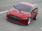 Mitsubishi lancer evolution concept x desktop wallpapers|free hq hd wallpapers Mitsubishi lancer evolution concept x