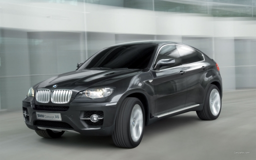BMW X6  Concept desktop wallpapers. BMW X6  Concept free hq wallpapers. BMW X6  Concept