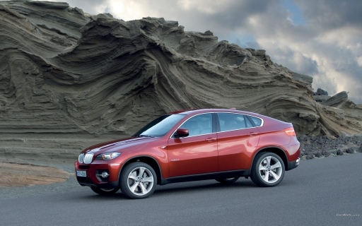 BMW X6 - red desktop wallpapers. BMW X6 - red free hq wallpapers. BMW X6 - red