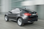 Black BMW X6  Concept desktop wallpapers|free hq hd wallpapers Black BMW X6  Concept
