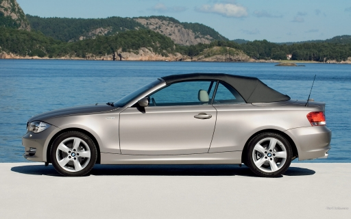 BMW 1 series cabrio desktop wallpapers. BMW 1 series cabrio free hq wallpapers. BMW 1 series cabrio