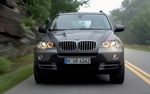 BMW X5 - front side desktop wallpapers. BMW X5 - front side free hq wallpapers. BMW X5 - front side