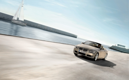 BMW  3 cabrio desktop wallpapers. BMW  3 cabrio free hq wallpapers. BMW  3 cabrio