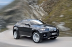 BMW X6  Concept - black desktop wallpapers|free hq hd wallpapers BMW X6  Concept - black