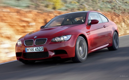 Red M3 desktop wallpapers. Red M3 free hq wallpapers. Red M3