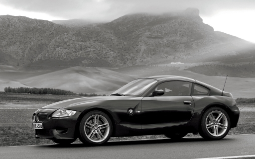 BMW Z4  coupeM desktop wallpapers. BMW Z4  coupeM free hq wallpapers. BMW Z4  coupeM