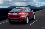BMW X6 - back side desktop wallpapers|free hq hd wallpapers BMW X6 - back side