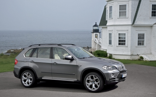 BMW X5 - side view desktop wallpapers. BMW X5 - side view free hq wallpapers. BMW X5 - side view