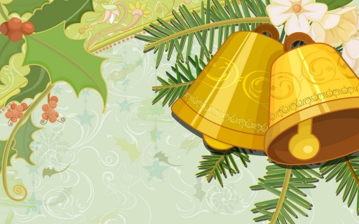 Xmas bells desktop wallpapers. Xmas bells free hq wallpapers. Xmas bells
