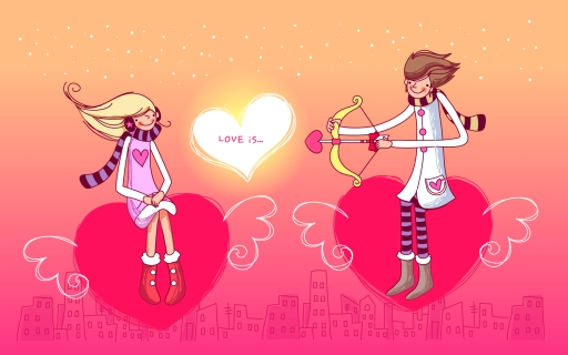 Cupid desktop wallpapers. Cupid free hq wallpapers. Cupid
