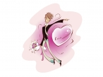 His pink Valentine s Day desktop wallpapers|free hq hd wallpapers His pink Valentine s Day